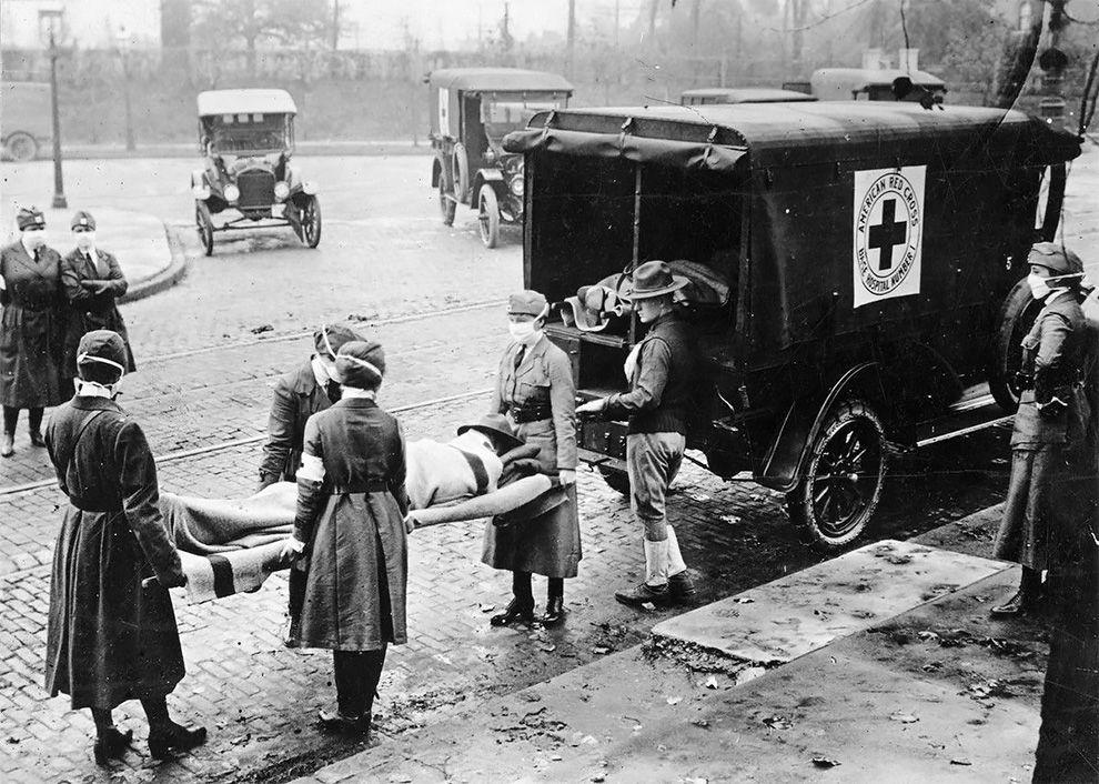 Холера, оспа, «испанка» идругие виды гриппа. когда еще случались пандемии вистории человечества?