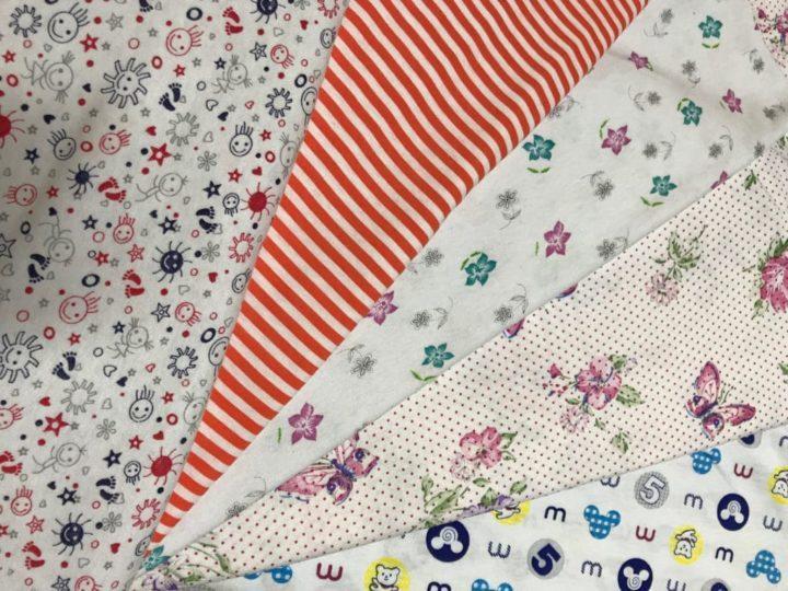 Кулирка — тонкая хлопковая ткань для детской одежды