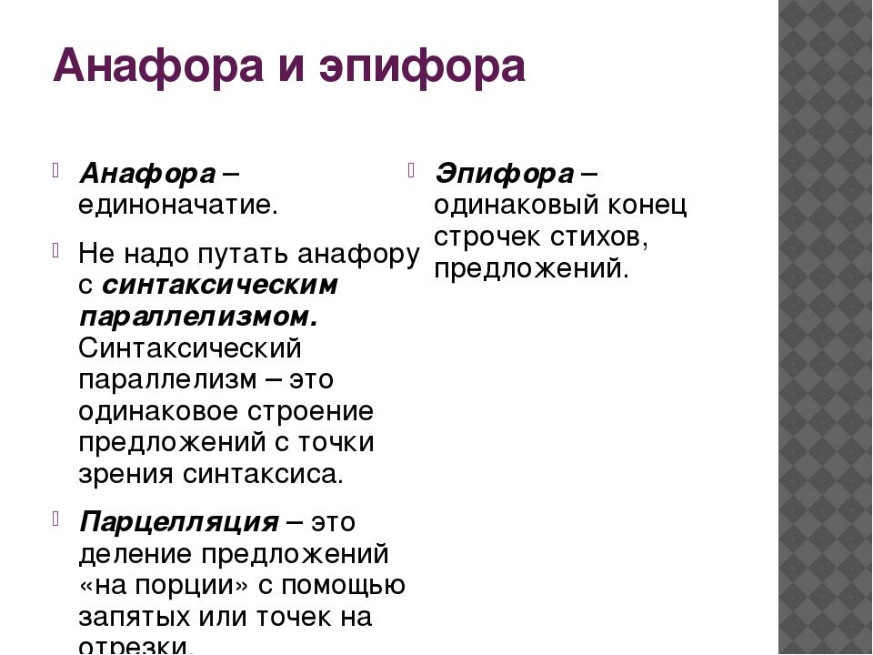 Анафора — википедия. что такое анафора