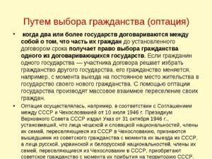 Как выглядит оптация в российской федерации в 2020 году