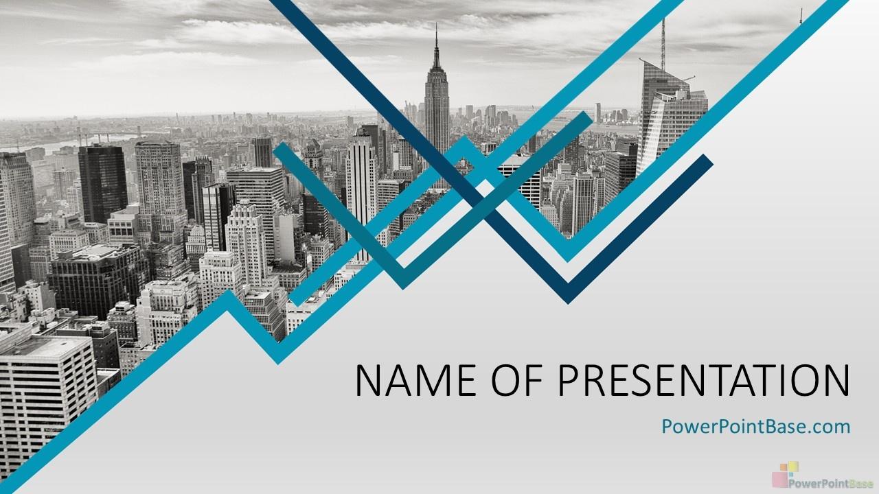 Как создать презентацию powerpoint из шаблона ppt