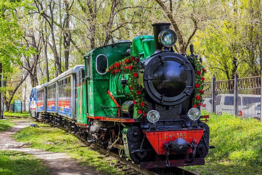 Детские железные дороги — википедия. что такое детские железные дороги