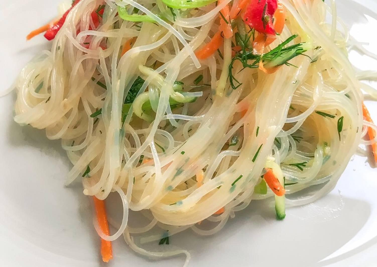 Фунчоза: советы по приготовлению + 7 оригинальных рецептов | кулинария - всё pro еду!