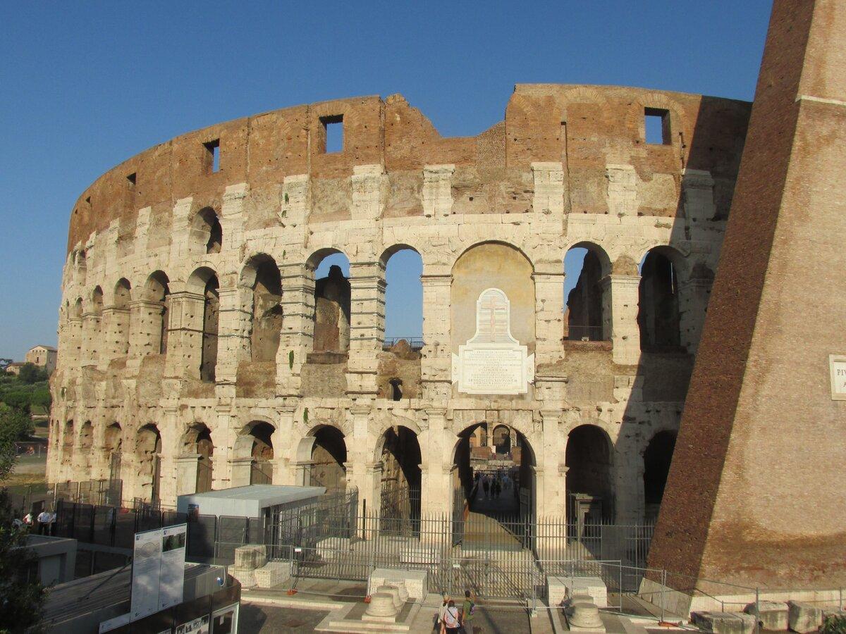 Колизей (рим) - самая подробная информация с фото