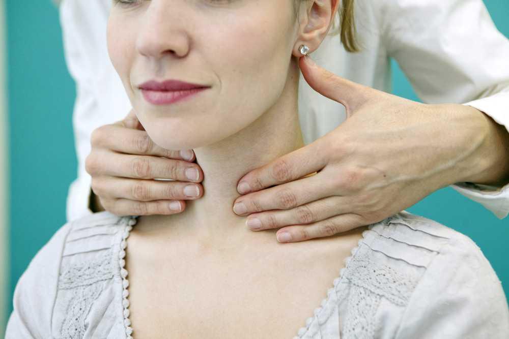 Признаки тиреоидита щитовидной железы: хр форма