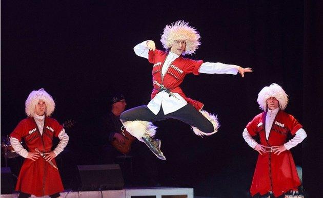 Кириллица  | лезгинка: что на самом деле означает этот танец