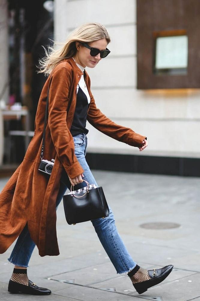 Модные женские лоферы 2020: с чем носить лоферы, модные тренды лоферы на фото
