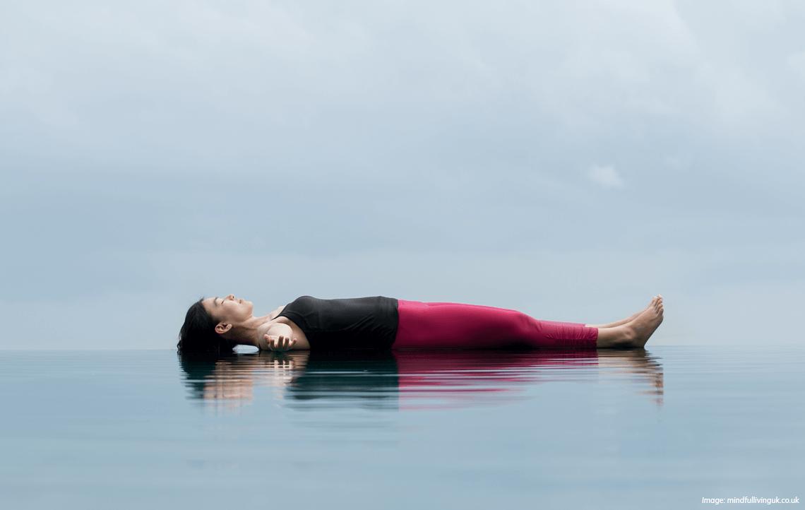 Йога-нидра для глубокого расслабления перед сном. практика медитации