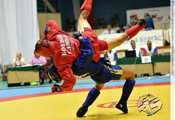 Самбо (боевое искусство) - sambo (martial art)