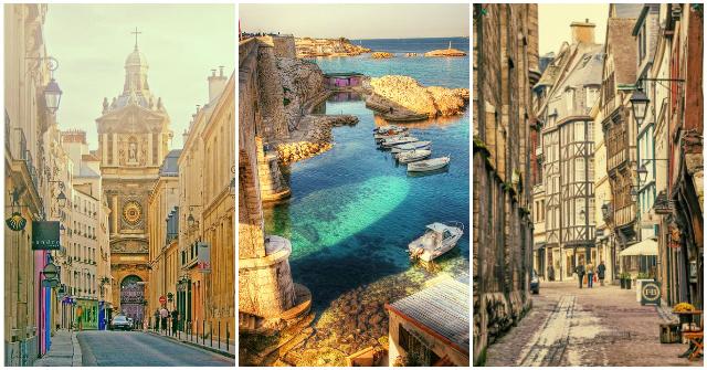 Франция | города франции, путешествие во францию