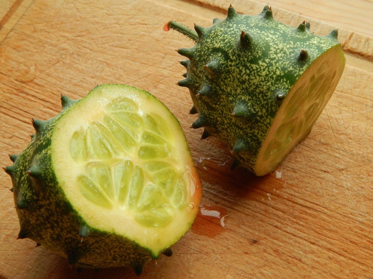 Кивано что это. фрукт кивано – вкусная и полезная экзотика