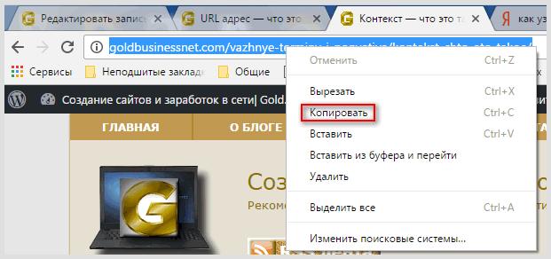 Как назначить сайту собственный url - cправка - сайты