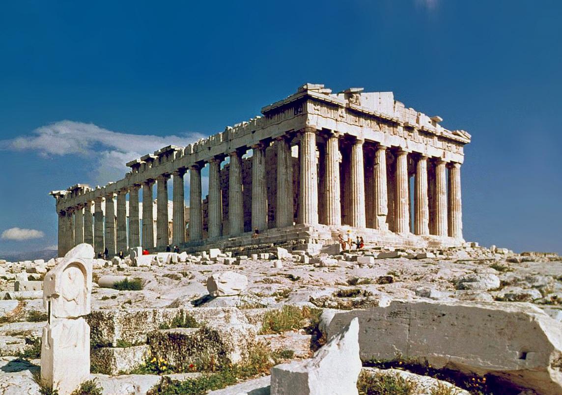 Парфенон (архитектура древней греции)