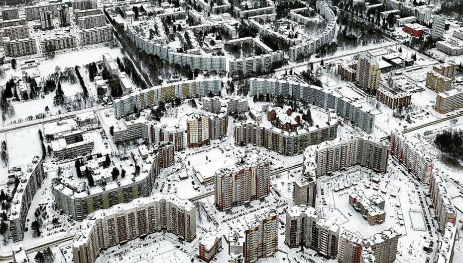 Поселок городского типа википедия