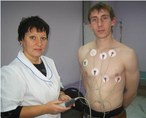 Холтеровское мониторирование: описание процедуры и фото