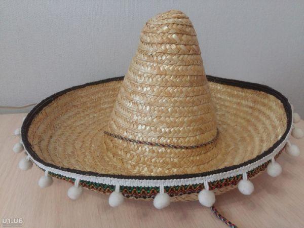 Мексиканская шляпа: с чем сочетать сомбреро + 78 фото, 2 видео