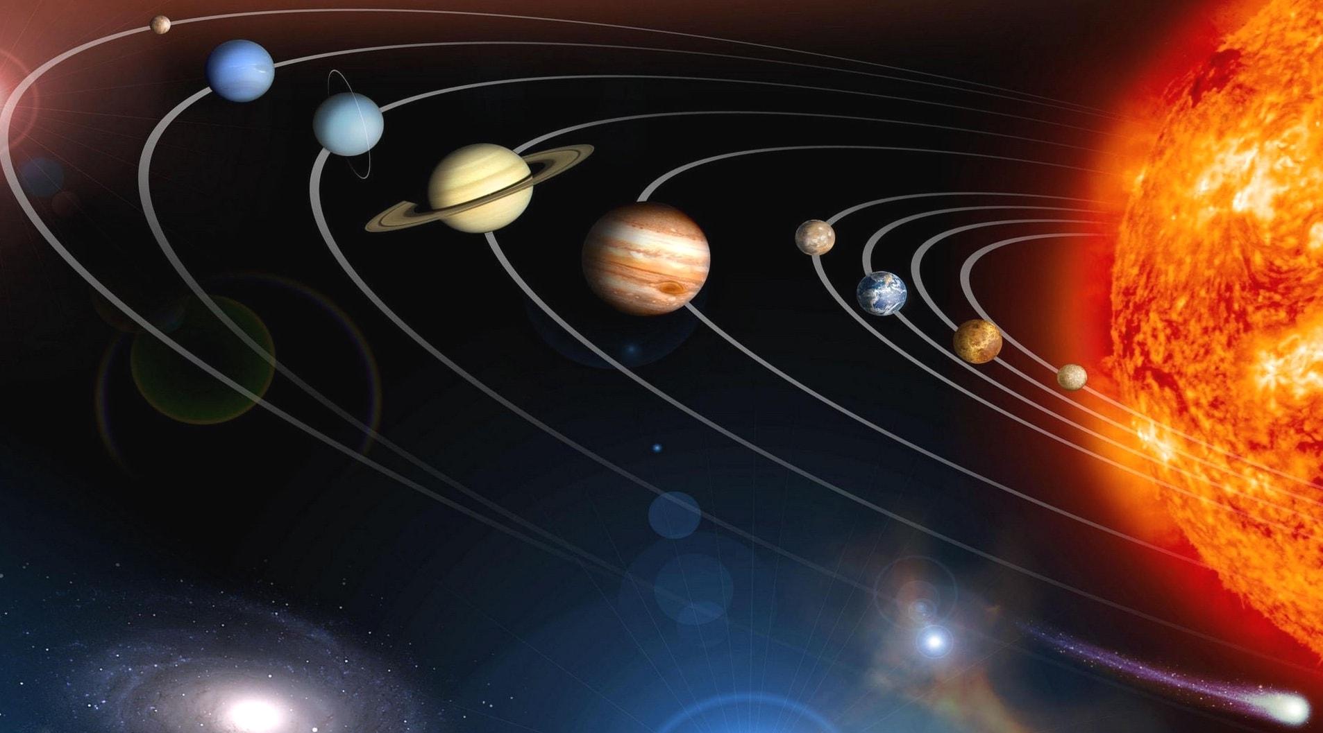 Солнечная система - что это такое, состав, планеты по порядку, строение, фото и видео  - «как и почему»