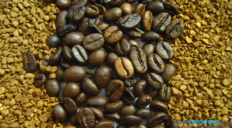 Сублимированный кофе | все о кофе