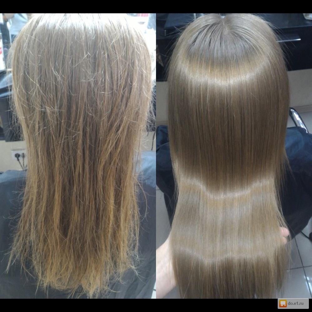Ботокс для волос: холодный, в домашних условиях, лучший, выпрямление, отзывы