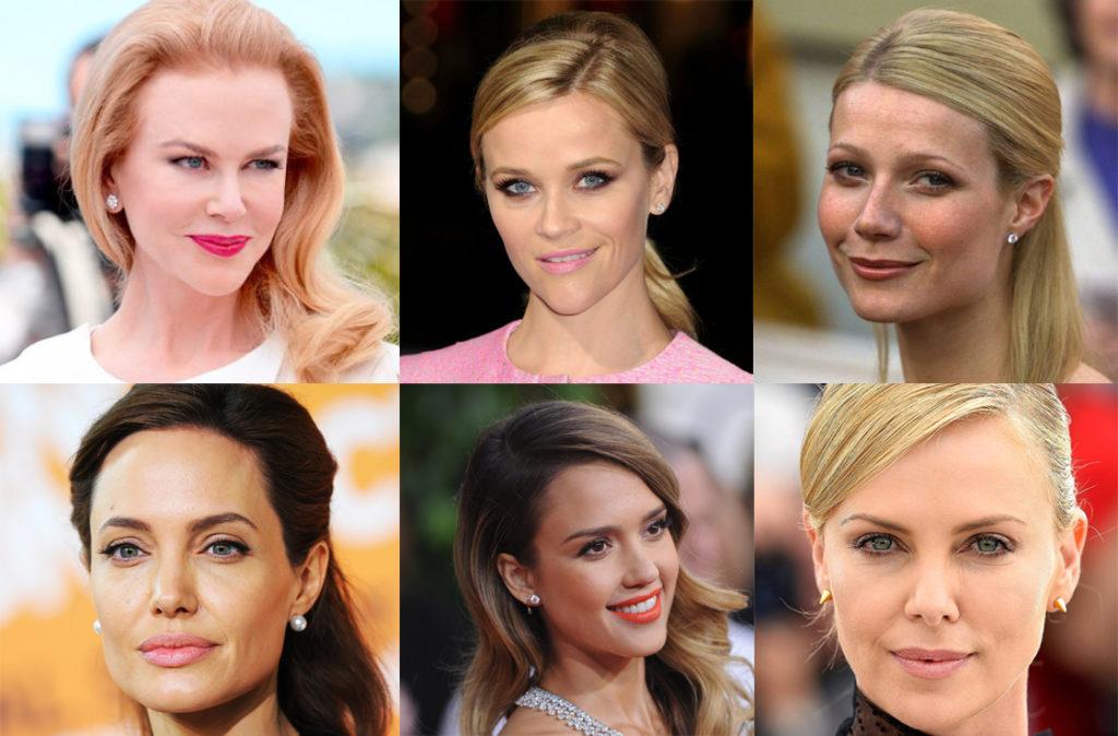 Серьги-гвоздики для женщин: кому подходят и с чем сочетать, цены красивых пусетов с фото, отзывы о сережках