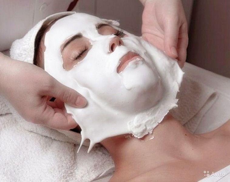 Что такое альгинатная маска и как использовать это новшество косметологии?