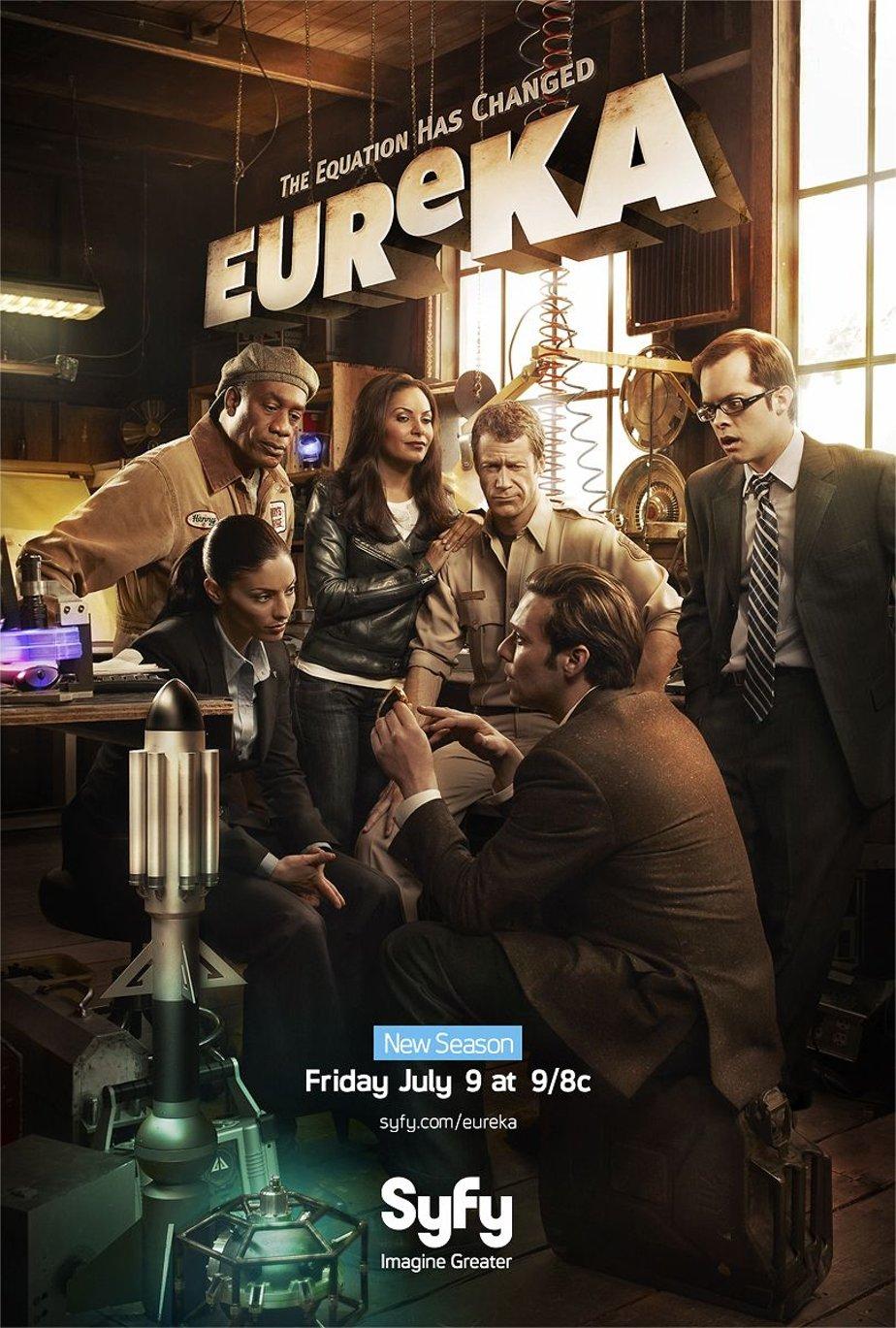Eureka — википедия. что такое eureka