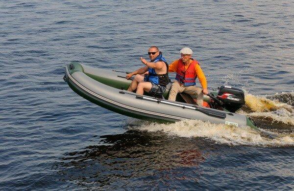 Что такое глиссирование лодки?