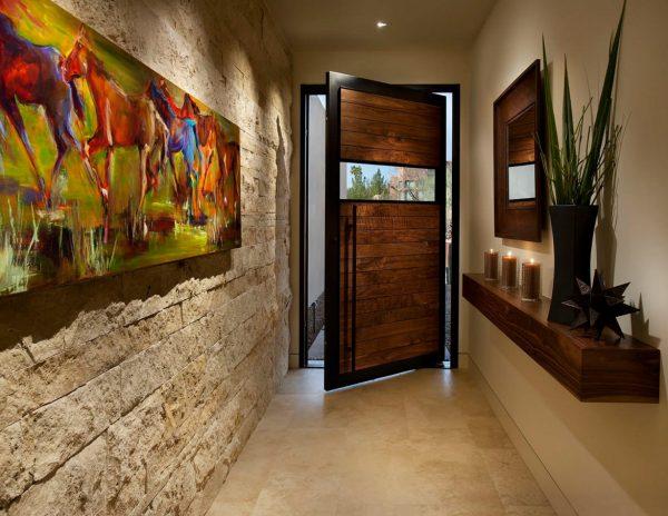 Декоративное панно на стене своими руками +75 фото