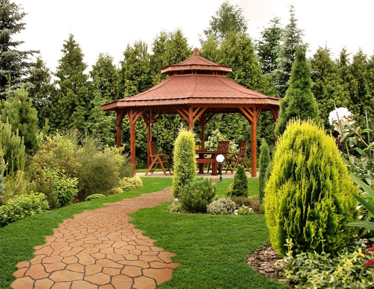 Ландшафтная архитектура – город в гармонии с природой!