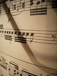Паузы в музыке: их название и написание