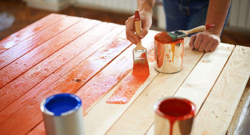 Лазурь для дерева для внутренних и наружных работ: свойства, цвета, отзывы