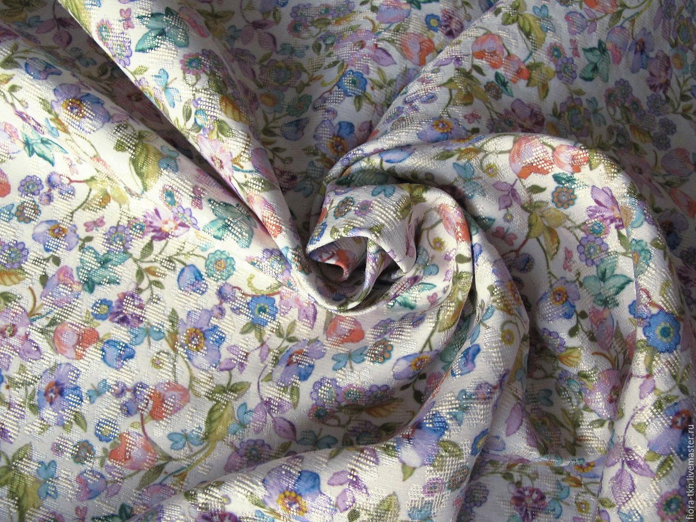 Описание и состав ткани жаккард: виды переплетения материала, разновидности