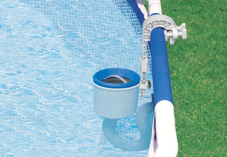 Скиммер для бассейна своими руками: пошаговая инструкция по применению с фото для начинающих