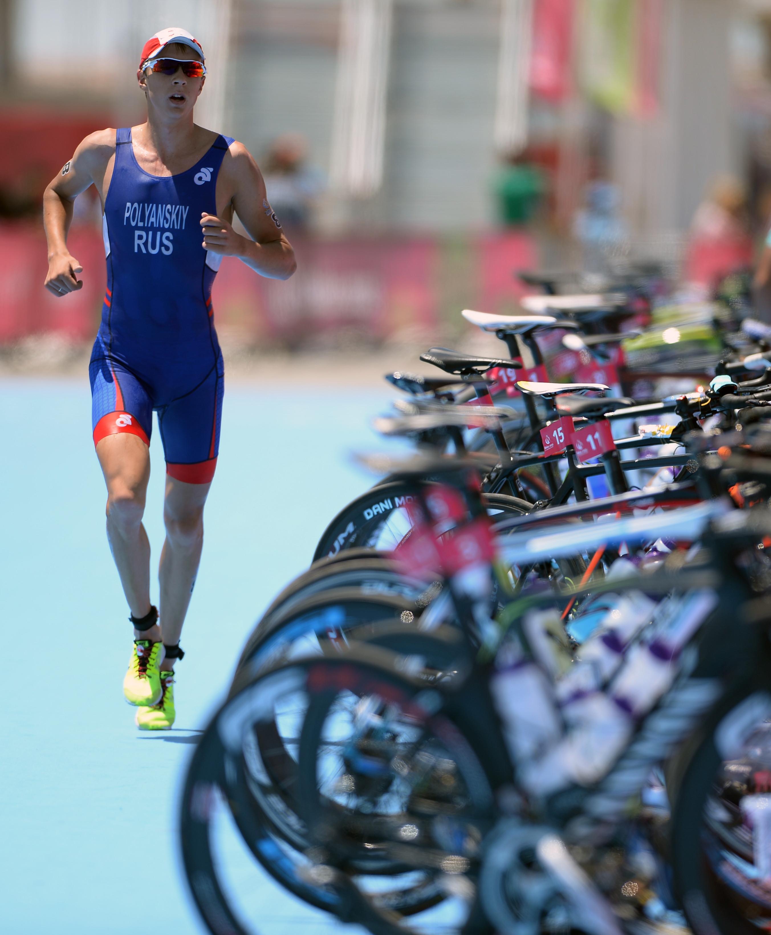 Триатлон - виды соревнований (различные разновидности триатлона)