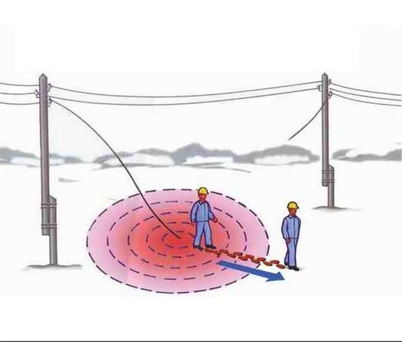 Что такое шаговое напряжение определение - всё о электрике