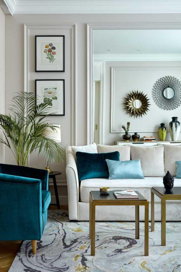Как сделать дизайн комнаты более изящным. особенности использования молдингов в интерьере