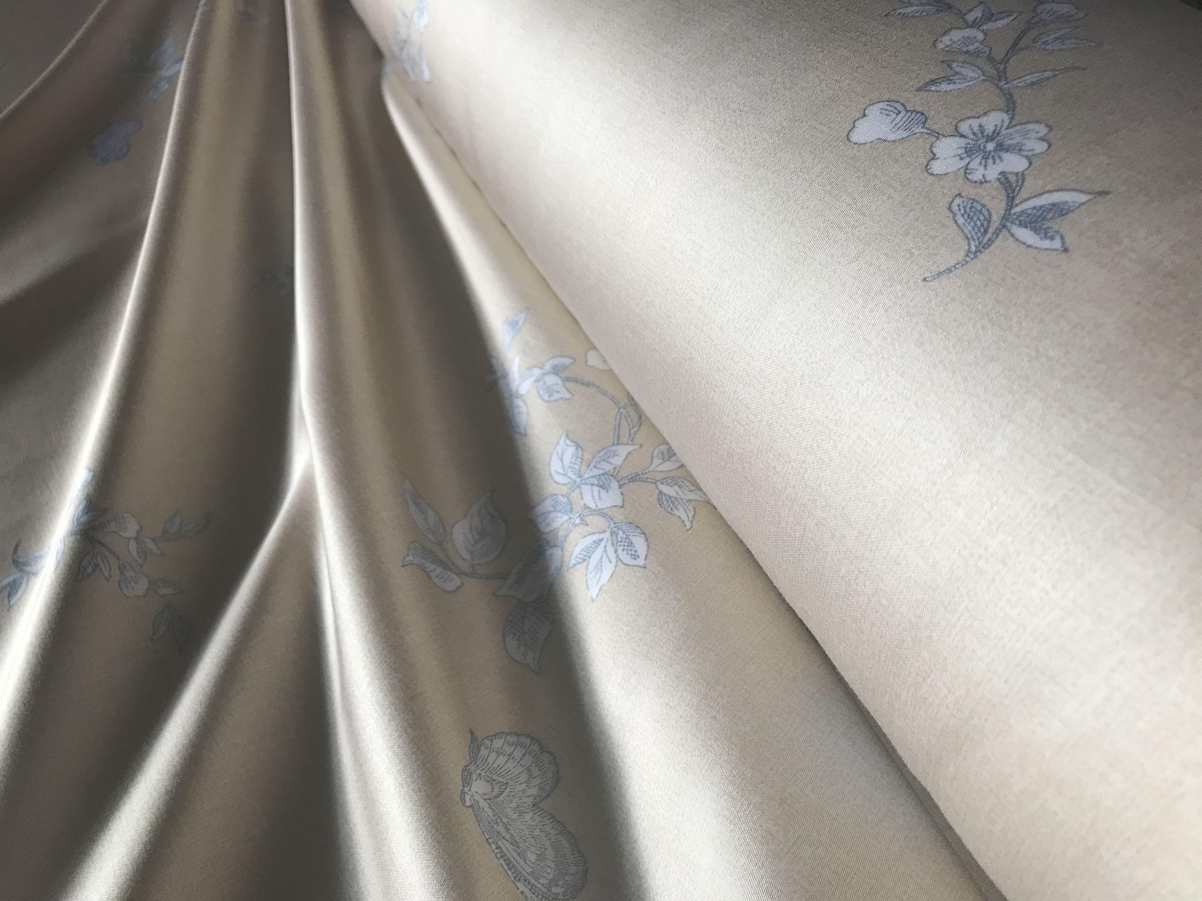 Свойства и особенности ткани тенсель
