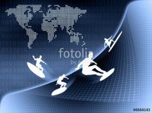 Что такое интернет-серфинг, и как на нем заработать