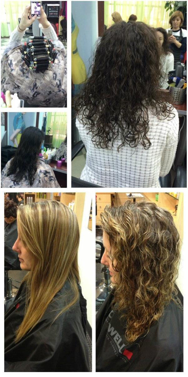 Биозавивка волос на длинные волосы, ее плюсы и минусы, описание и стоимость процедуры