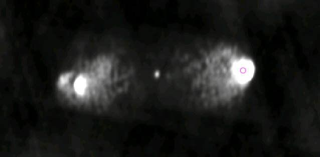 Активные ядра галактик википедия