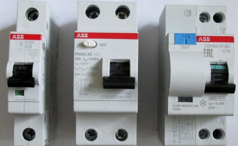 Узо или дифференциальный автомат что выбрать, установка дома, на даче, в квартире, маркировка и характеристики