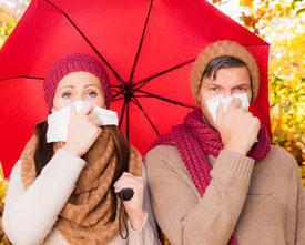 Простуда, как лечить простуду, симптомы простуды, методы профилактики