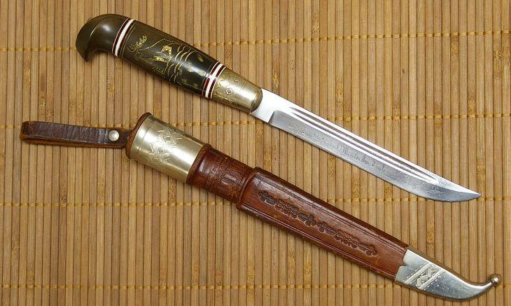 Финка - охотничий нож, какие размеры, клинок и ручка, производители: мартини, пуукко, кизляр, как изготавливаются, складные, оружие нквд
