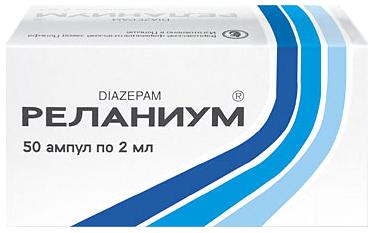 Феназипам, реланиум, реладорм: действие на организм
