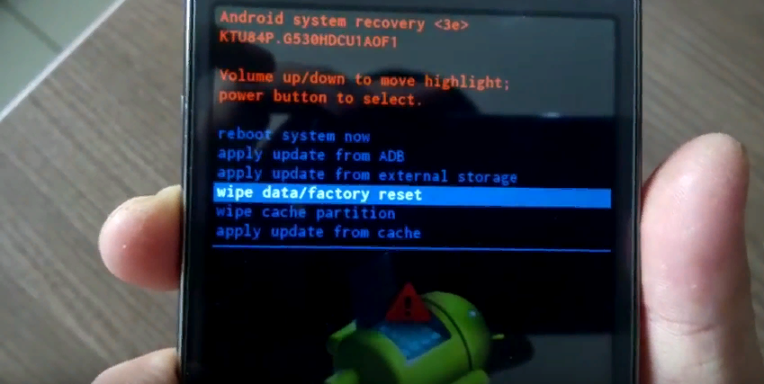 Wipe cache partition: что это, зачем нужен и как использовать