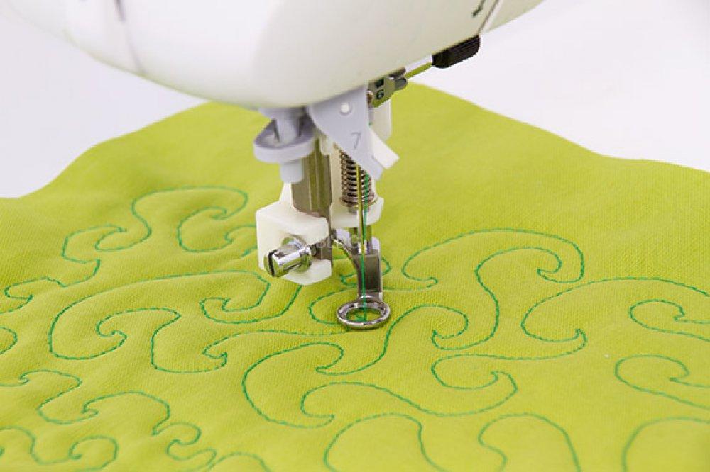 Квилтинг - что это такое в швейной машине
