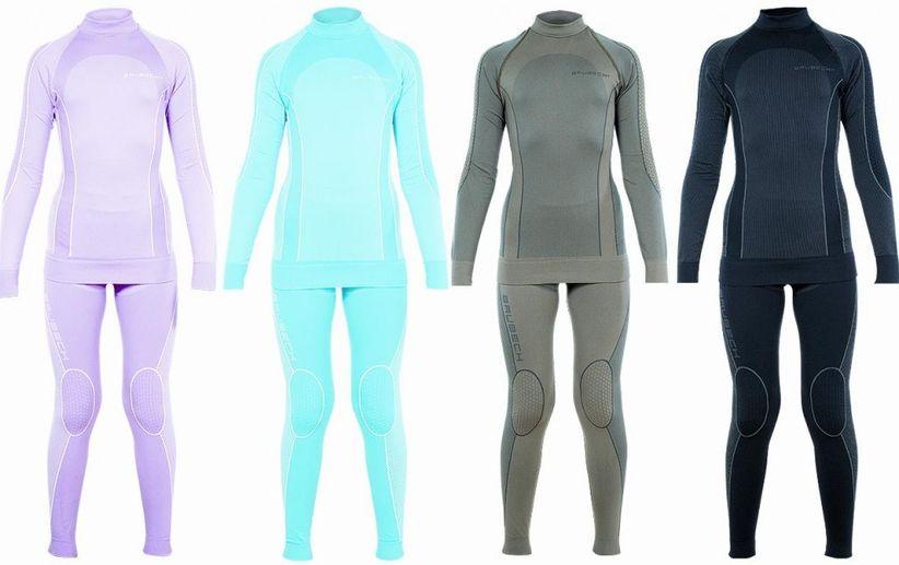 Как выбрать термобелье для ежедневного ношения и занятий спортом