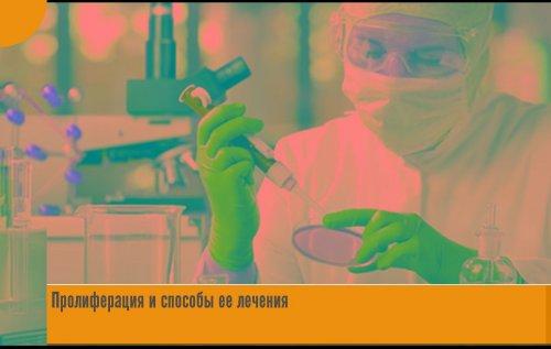 5.6 клеточная пролиферация и ее значение для медицины