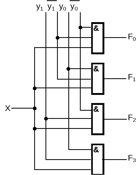 Мультиплексор (электроника)