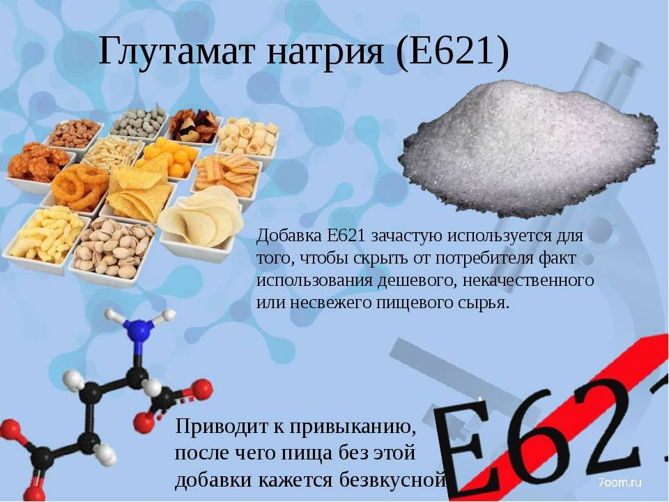 Глутамат натрия - что это такое: усилитель вкуса или яд? - ecobloger